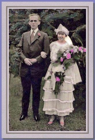 Elizabeth Gilbert Northrup Wedding