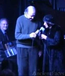 Sheila Jordan and Bob Dorough