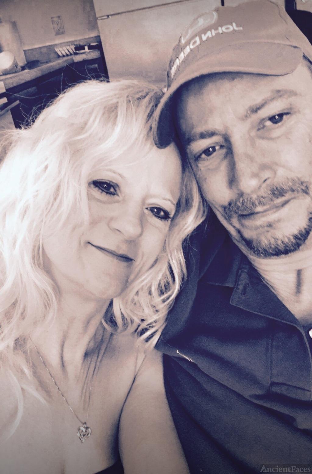 Teresa Kay Williams with Bryan Ward Largent