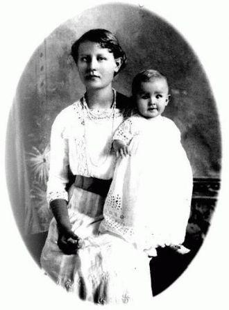 Bertha and Emmett Carns