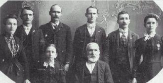 Samuel Harris Family