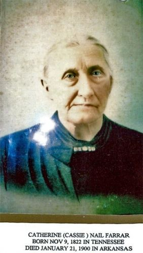 Catherine Nail Farrar