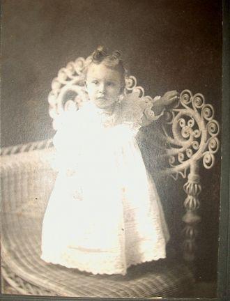 unknown beautiful child