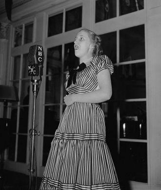 Margaret Truman 1939