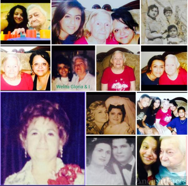 Gloria (Rendon) Nericcio Family