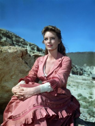 A photo of Julie London