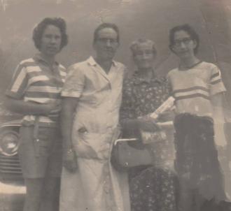 Tempy Jane Stephens Family