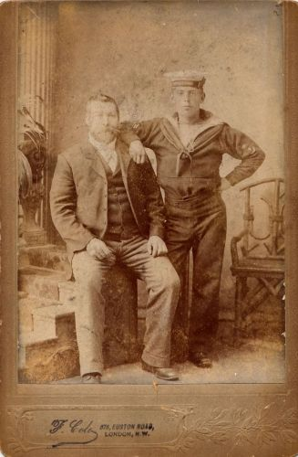 Harry (Walter Henry) and William
