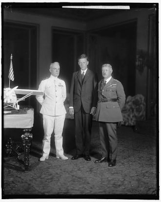 Colonel Charles Lindbergh