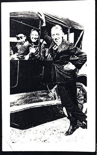 William, Ira, & Clara (Hickman) Mohr