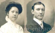 Elizabeth and William Morris