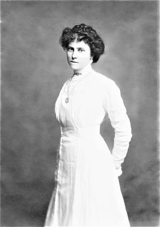 My Great Aunt Sadie Rorick