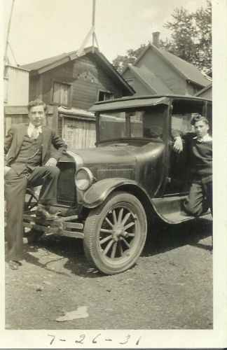 Model T? with Frank Coffaro