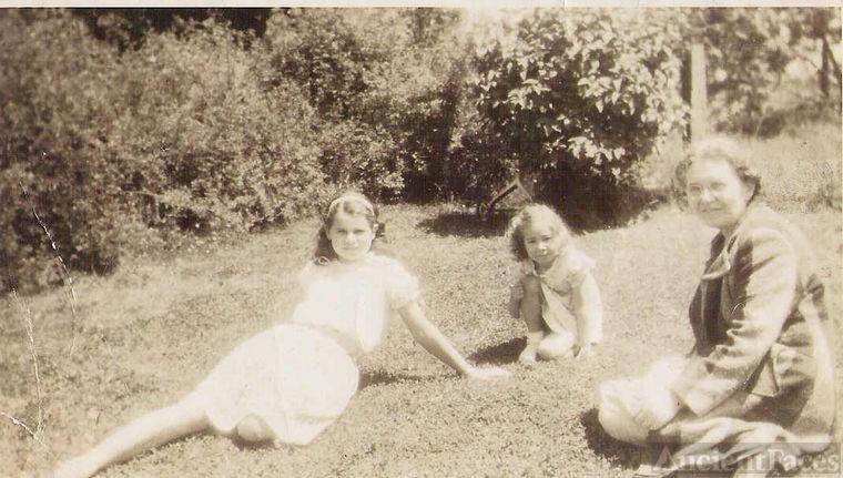 Gertie R. Evans Smith McDaniel;Ozark county MO