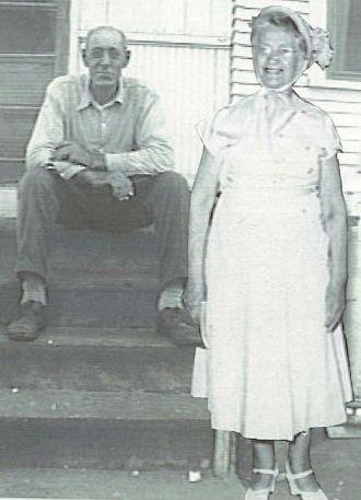 John Hart 2nd & Opal Andrews Hart