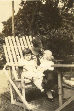 Lorraine, Sonny Lucas, Ida Smith abt 1927