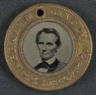 Abraham Lincoln-Hannibel Hamlin campaign
