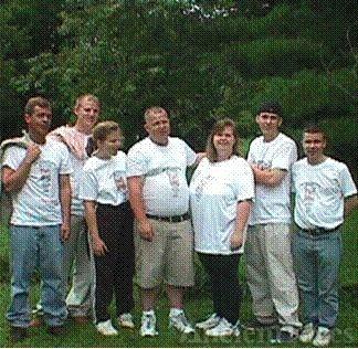 Pollanen Family, New York 2000