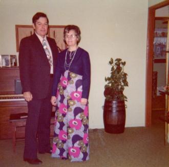 Norman and Marjorie