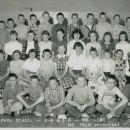 Grades 5A-5B, Park School, LaPorte, IN, 1957-58