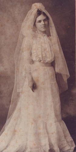 My Grandmother Belle MCKinney