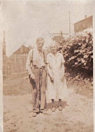 Richard and Alice Clara Burris Day