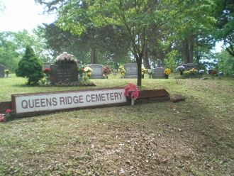 Queen Ridge Cemetery, WV