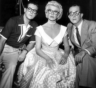 Patsy Kelly, Robert Cummings, Phil Silvers