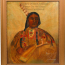 Sioux Chief - Gustave Henry Garrett