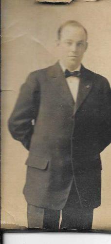 Bernard James McGraw