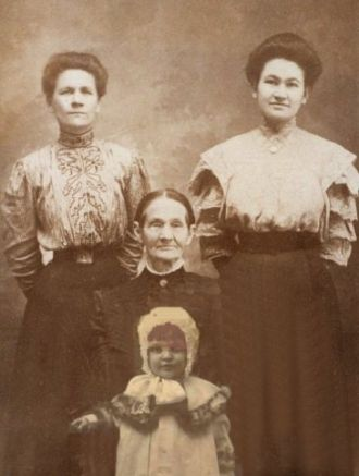 Ingram, Holden, Standland, Taylor family