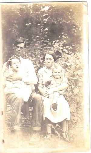 CegalEmmsonDildine and family