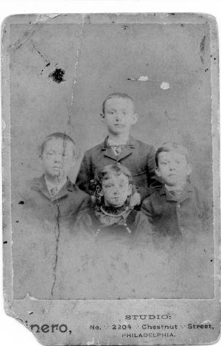 "A photo of Harry Elwood ""Moose"" McCormick"