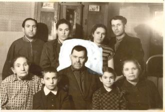 Simha Shukman Family