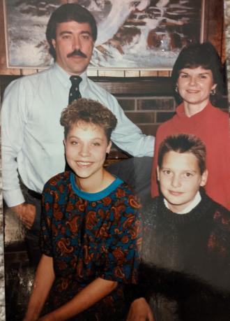 The Martin family