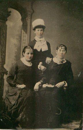 A photo of Estella Maude Gibson