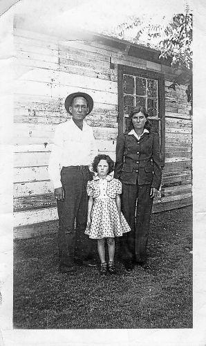 Lidge Hunt & family