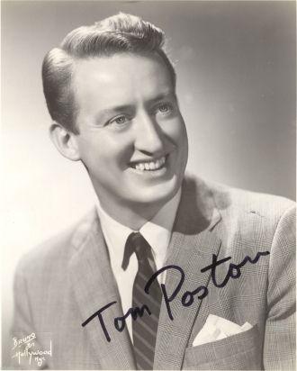 A photo of Thomas Gordon Poston