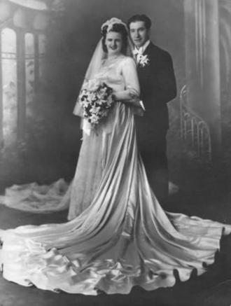 Fred J Caselli Wedding