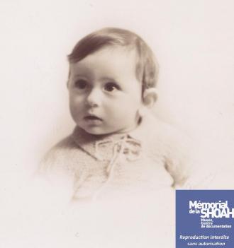 A photo of Henri Gaberman