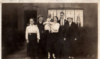 Brankling & Cooke Family