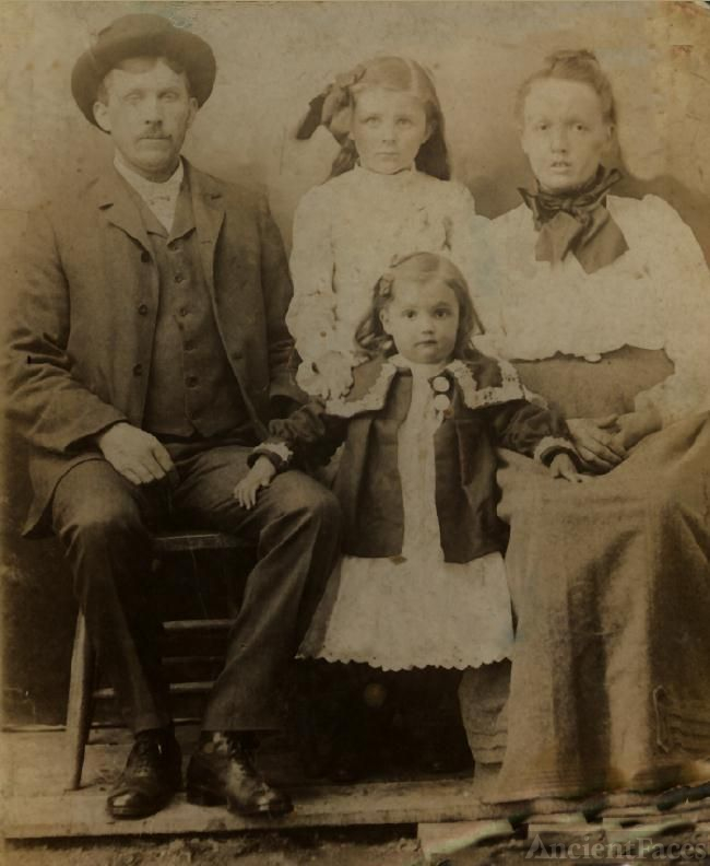 James Franklin Williams Family