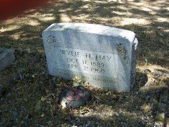 Wylie H. Hays