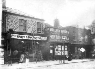 Harry Brinkworth's Store