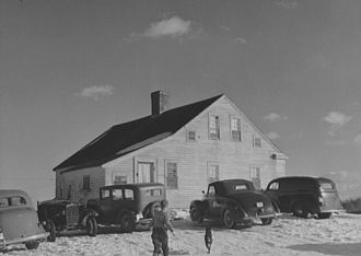 Timothy Levy Crouch Family Home 1940
