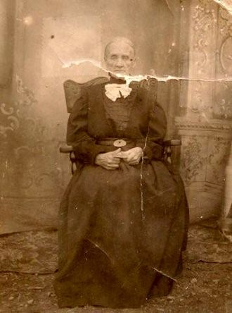A photo of Elizabeth (Crutch) Freeman