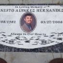 Ernesto Alvarez gravesite