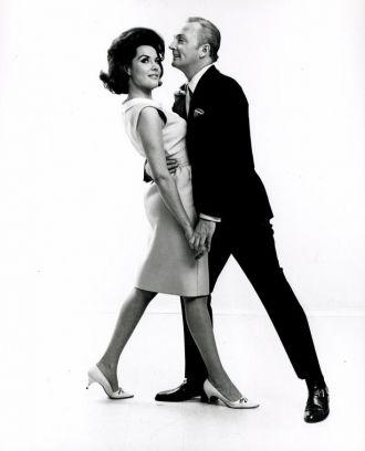 Patricia Marand and Jack Cassidy