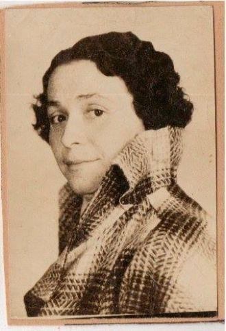Helen Ruth (Bennett) Sponenberg