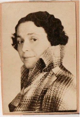 A photo of Helen Ruth (Bennett) Sponenberg